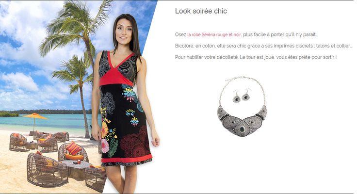 Look soirée chic http://www.cotondumonde.com/look-02