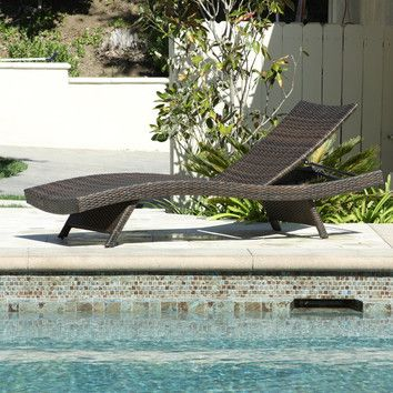 Home Loft Concept Outdoor Chaise Lounge  wayfair   277 each  31 reviews 4 5. 13 best Outdoor furniture images on Pinterest