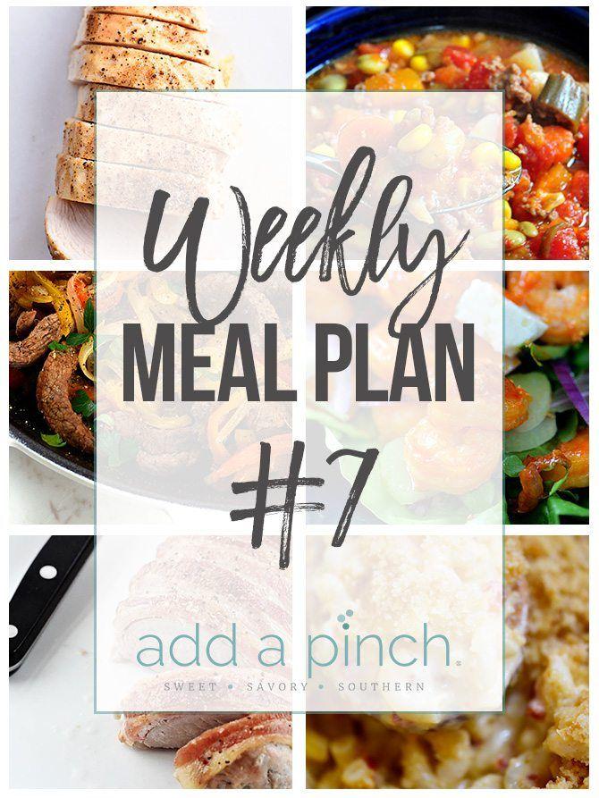 33 best meal planning images on pinterest weekly meals weekly weekly meal plan 7 weekly meal plansweekly mealsfast mealsfreezer mealsrecipe websiteshealthy forumfinder Choice Image