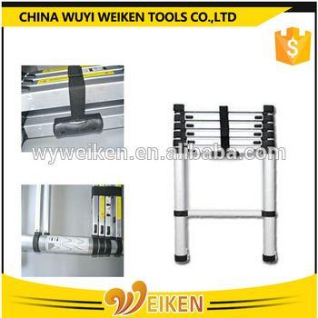 lightweight ladders aluminum telescopic ladder