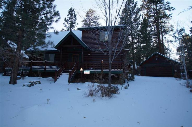 Three Bear's Den is a gorgeous two story log style cabin on 1/3 acre lot. Spacious property walking distance to the ski slopes. There are three bedrooms, two and a half bathrooms. Property comes fully loaded with a fireplace, WIFI, TVs, DVD players, washer/dryer. Full kitchen with stove/oven, refrigerator, dishwasher, microwave, blender, toaster, coffee maker, dishes, pots/pans, poker table, chess, and more. Landscaped fenced back yard and deck with hot tub and barbecue.
