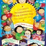 International Book Giving Day with free ebooks to download and read.