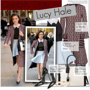 Celebrity style: Lucy Hale