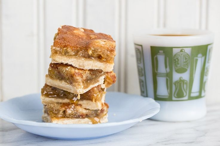 Butter Tart Bars, a delicious way to get that amazing butter tart taste with a lot less work!