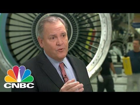 United Technologies CEO Greg Hayes: Trump's 'No Quid Pro Quo' Request | Mad Money | CNBC - YouTube