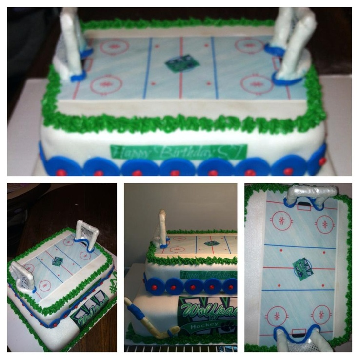 161 Best Images About Hockey Party On Pinterest