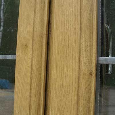 Irish Oak Window