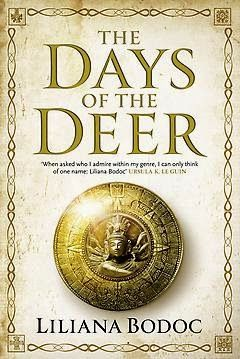 (16) The Day of the Deer by Liliana Bodoc ~ Tired of Epic Fantasy set in medieval times? Looking for a change of scenery that is familiar and yet different? This book may fit the bill. Set mainly in South America, in the 15th century, this tale takes a familiar era and turns it upside down and inside out.