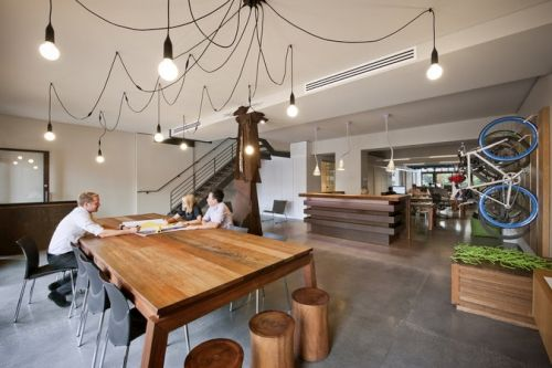 Oxigen Office Design