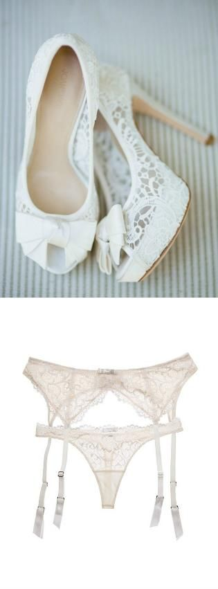 This set will add a delicate touch to your lingerie drawer ♥ Click to shop!