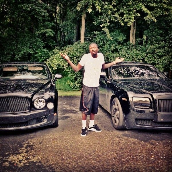 Meek Mill Cars | Meek Mill Shows Off His Sweet Lineup