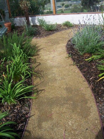 Backyard garden layout - 17 Best Images About Cali Landscapes On Pinterest