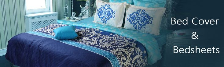 Buy bed sheets online, buy bed cover online, cotton bed sheet in double size in india at best prices only on carpetandtextile.com