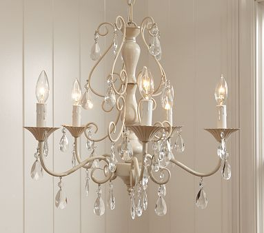 I love the Clear Alyssa Chandelier on potterybarnkids.com: Potterybarn, Alyssa Chandeliers, Girls Bedrooms, Little Girls Rooms, Clear Alyssa, Baby Girls, Baby Rooms, French Antiques, Pottery Barns Kids