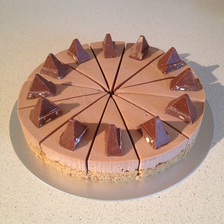 Cheesecake Toblerone, πανεύκολο με 5 υλικά