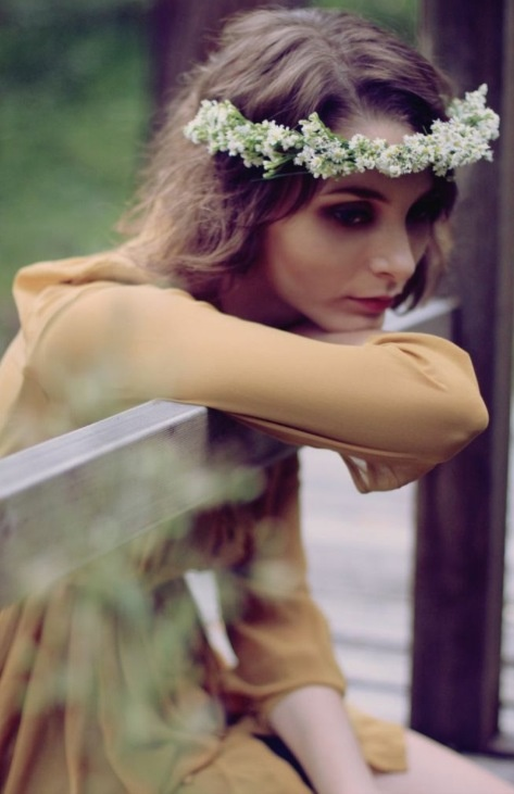 Photographer : Shannon Natasha  Model: Maria Spartakovna Stylist: Vanessa Nguyen  HMUA: Ali Stadler Makeup Artistry