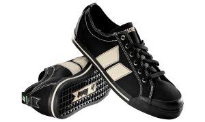 Macbeth Eliot Black/Cement. Vegan Footwear Shoes. $49.99 http://store.macbeth.com/products/styles/eliot