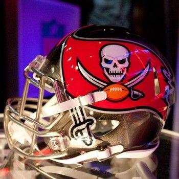 Buccaneers helmet: New Tampa Bay Buccaneers logo, helmet unveiled