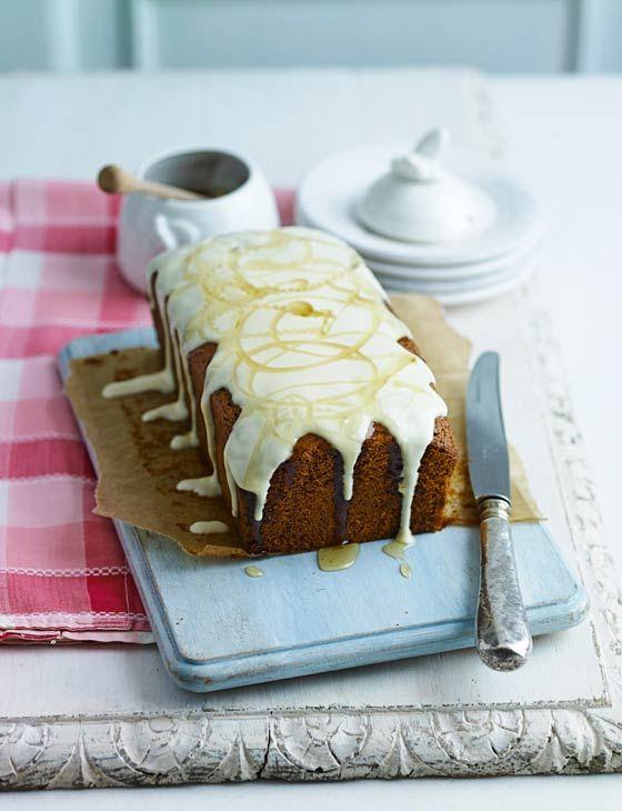 Spiced honey cake http://www.sainsburysmagazine.co.uk/recipes/baking/classics/item/spiced-honey-cake
