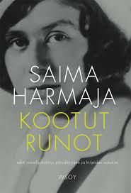 The poetry of Saima Harmaja is full of emotions written in a sad but beautiful way.