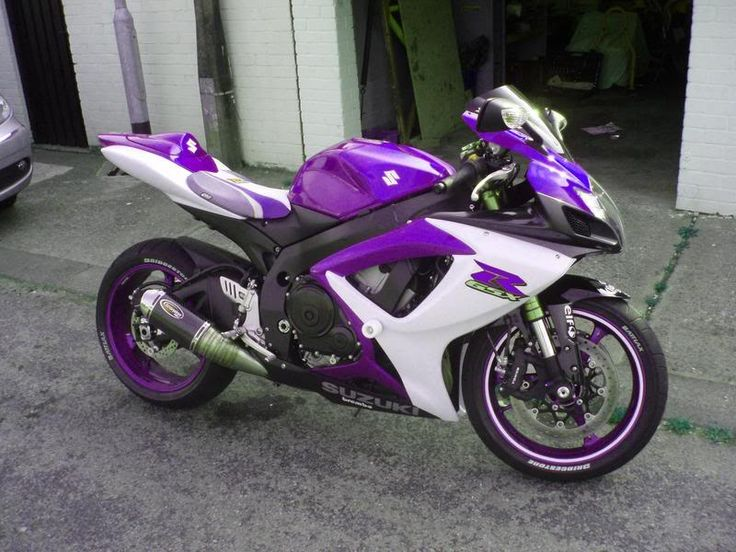 New Colours!! Gsxr 600 Experiments! : Suzuki GSX-R Motorcycle Forums: Gixxer.com