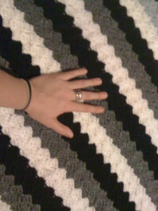 Diagonal Box Stitch Lap-ghan - CROCHET  DIY, tutorials, paper crafting, knitting, crochet, needlework, jewelry, recipes, swaps and so much more on Craftster.org