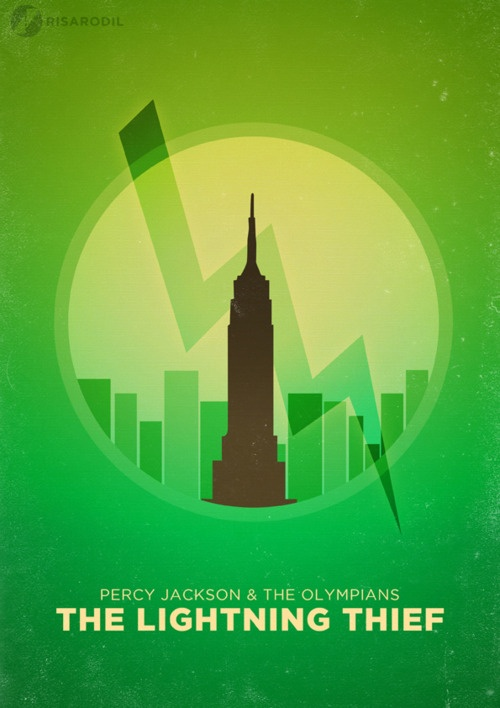 18 best percy jackson and the olympians the lighting thief for Best books on minimalism