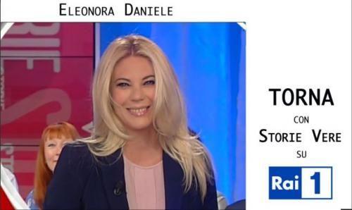 Spettacoli: #Storie #vere: #Eleonora Daniele tra cronaca nera  disagi sociali  apparizioni mariane ... (link: http://ift.tt/2bLt2gM )