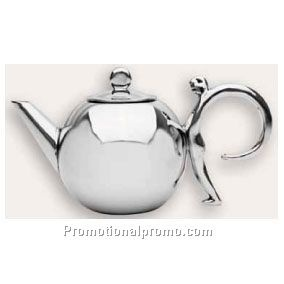 Carol Boyes teapot - lovely in stainless steel
