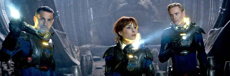 Prometheus for Rent, & Other New Releases on DVD at Redbox