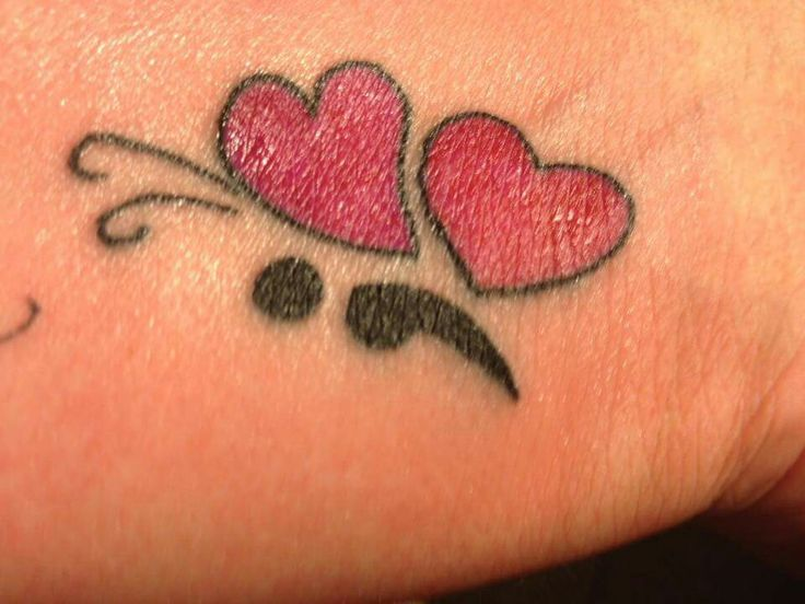 The 25 best semicolon butterfly ideas on pinterest blue for Beautiful semicolon tattoos