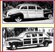 A pair of custom built Cadillacs built by Maurice Schwartz. The top photo depicts the a four door limousine built for for shoe magnate Harry Karl as a present for his wife, movie star Marie McDonald. The lower photo is cowboy star Gene Autry's six door limousine, similar to 1946 six door woodie built earlier for a movie studio.: Movie Stars, Photo Depict, Movie Studios, Lower Photo, Tops Photo