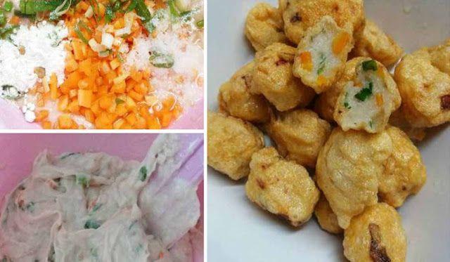 Ini dia Resep Sehat Bakso Ayam Goreng Yang Nikmat dan Lezat