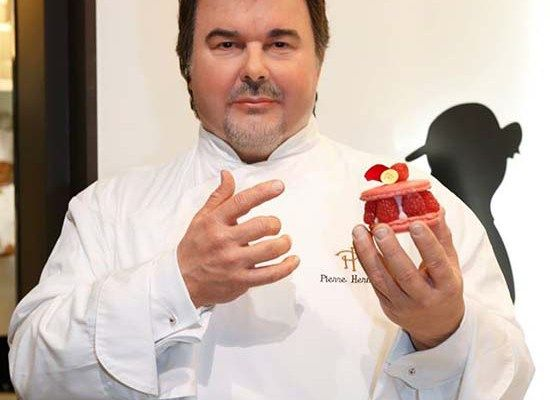 Pierre Hermé Crowned Best Pastry Chef 2016  #PierreHermé #Best #PastryChef #Chef