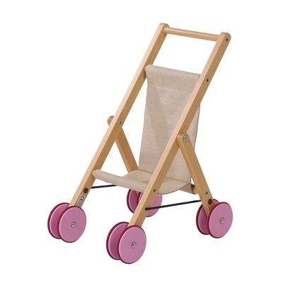 Wehrfritz-Holz-Buggy | Puppenbett & Puppenwagen | Puppen & Zubehör | Rollenspiel | Krippe & Kindergarten | Wehrfritz Deutschland