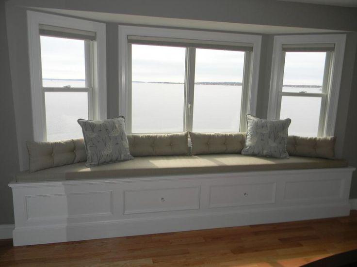 11 best window seats images on Pinterest | Bay window ...