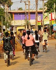 Bicycle Girls