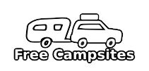 Map of Free Camping Areas | Go Camping for Free!
