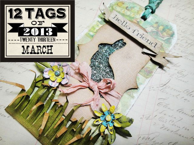 March Tag 2013 - Very cute!!    http://timholtz.com/12-tags-of-2013-march/