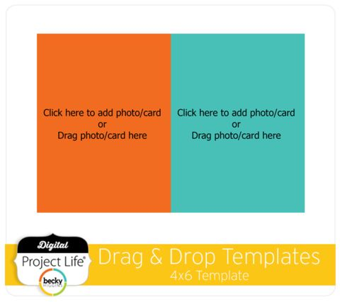 weebly drag and drop templates - 1402 best project life images on pinterest journal cards