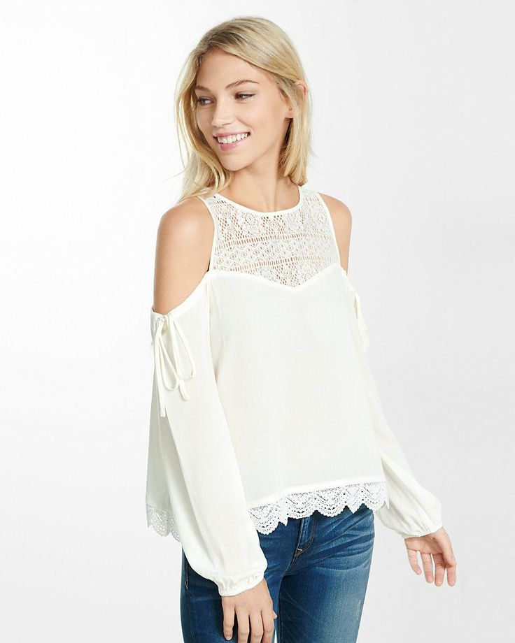 https://www.lyst.com/clothing/express-lace-yoke-cold-shoulder-blouse-soft-ivory/?product_gallery=92062708
