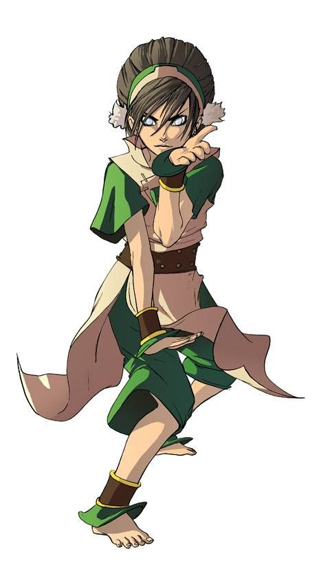 Opinion you Aang e toph sexy image