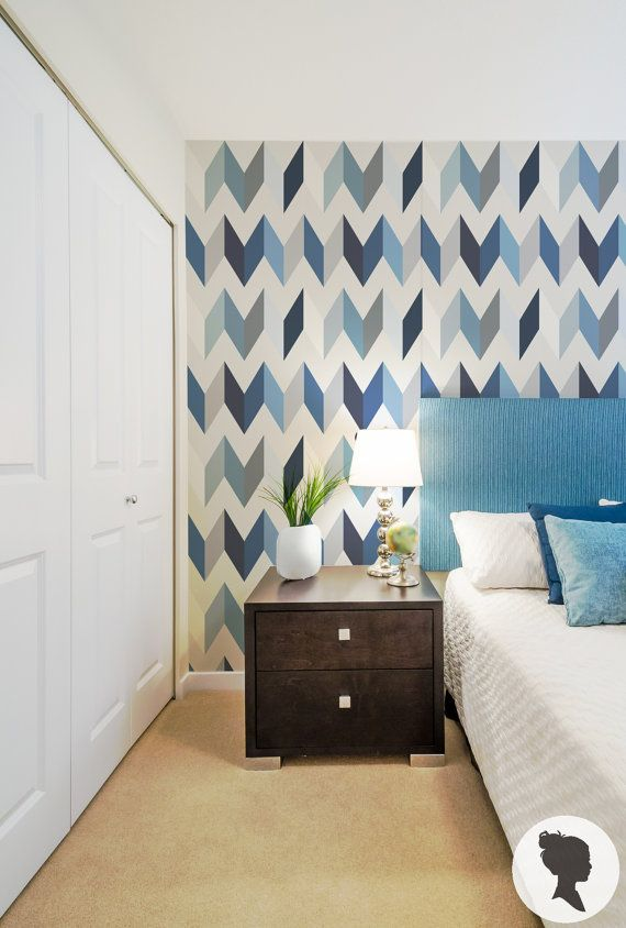 Hey, I found this really awesome Etsy listing at https://www.etsy.com/listing/187500832/peel-and-stick-chevron-pattern-removable