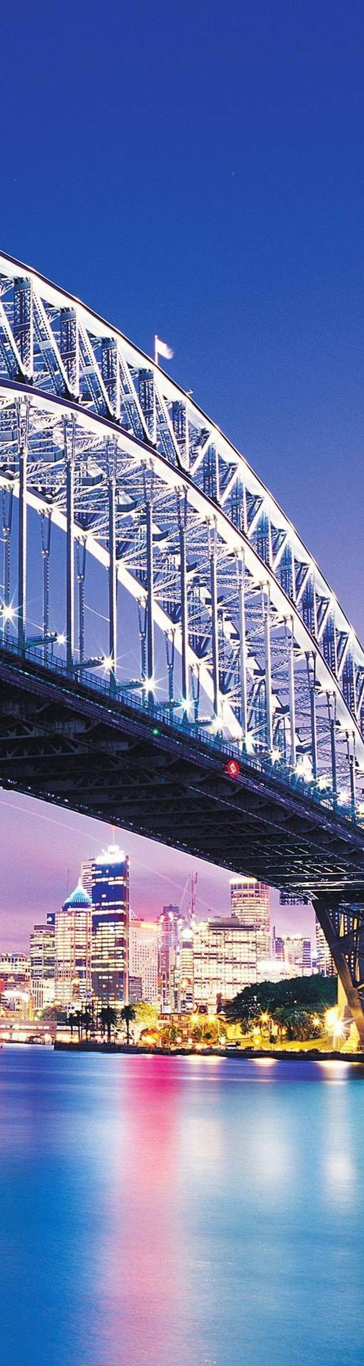 Sydney Harbour Bridge, stunning image. NSW, Australia....www.facebook.com/loveswish