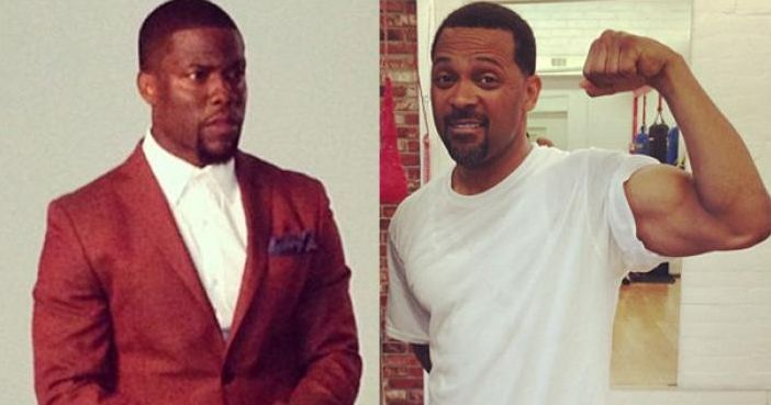 Mike Epps Drags Kevin Hart?
