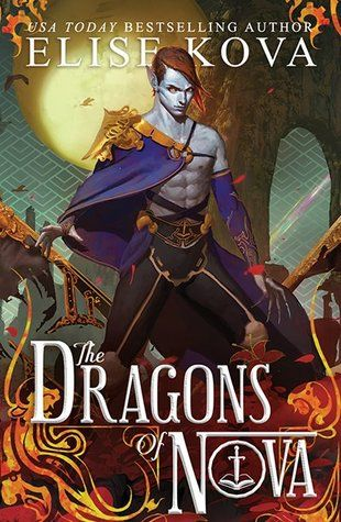The Dragons of Nova (The Alchemists of Loom #2) by Elise Kova | Book Review | Fantasy | UNIQUE WORLDBUILDING