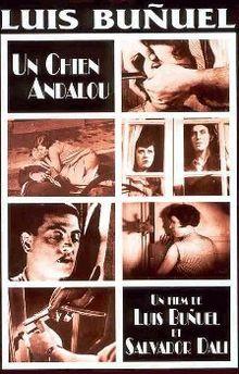 Dali made a surrealist film in 1929.