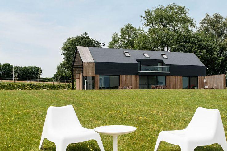 Nukerke barn house by Sito-architecten