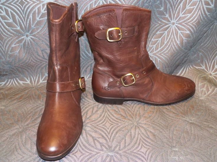 Womens UGG Frances. WE BUY DIRECTLY FROM UGG! Some boots may have minor scratches due to being out of their box. The mark does not affect the boots in any way shape or form. Color: Brown. If you are not, let me know, and I'll do my best to make it that way. | eBay!