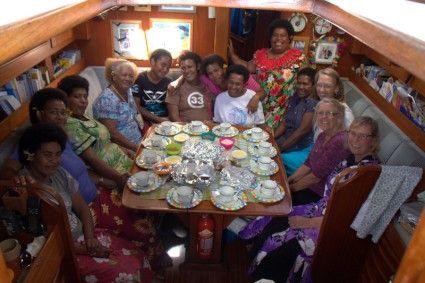 Farewell Fulanga | Little Green Boat